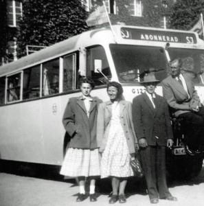 Vid buss